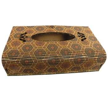 جعبه دستمال کاغذی کد 005
