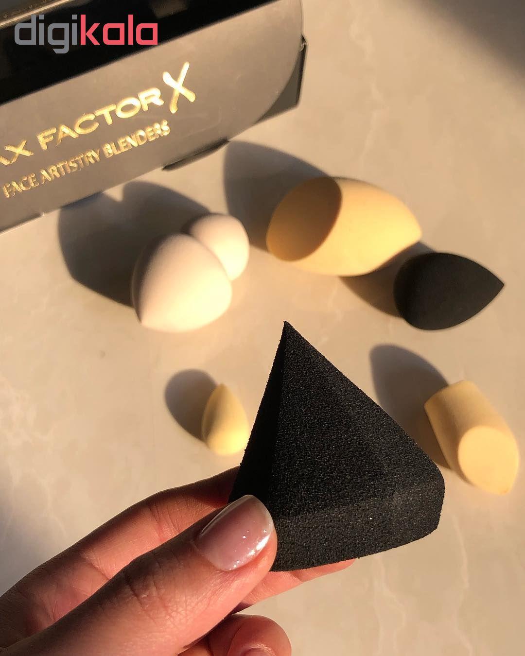 پد آرایشی مکس فکتور مدل MAXFACTOR X  بسته 6عددی thumb 2 1