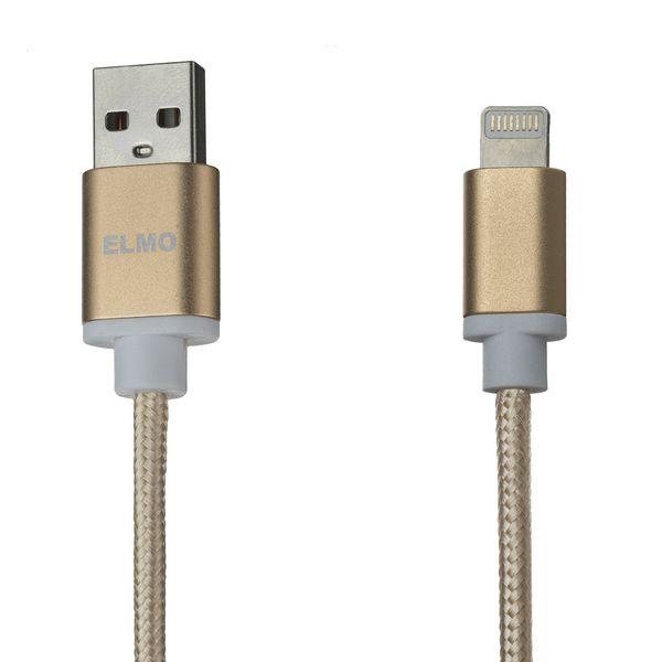 کابل شارژ، انتقال اطلاعات و تبدیل USB به لایتنینگ المو مدل  X-I-N طول 1 متر