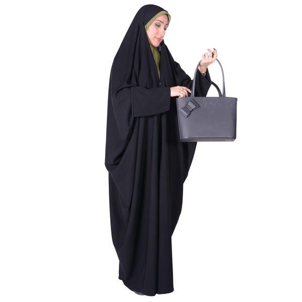 چادر لبنانی شهر حجاب مدل 8031