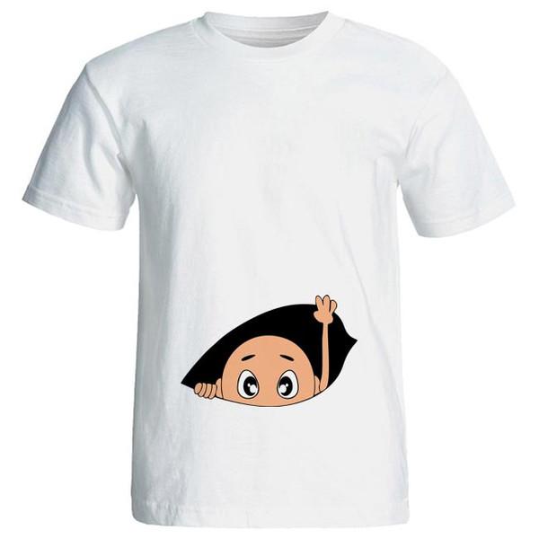 تی شرت بارداری کد 3977