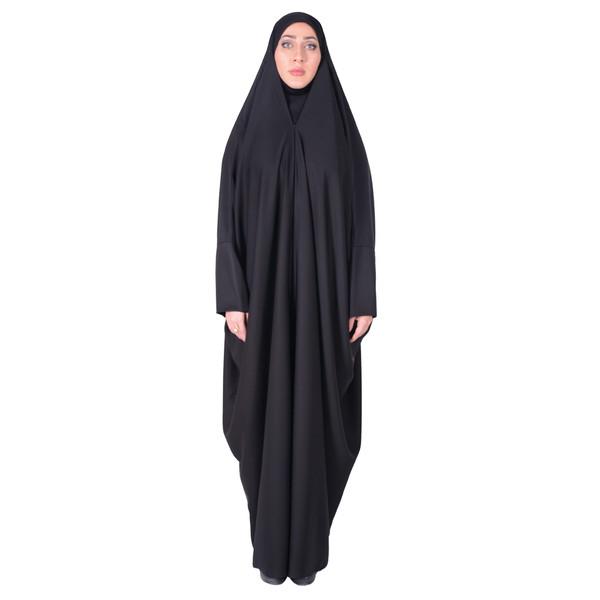 چادر لبنانی شهر حجاب مدل 8042