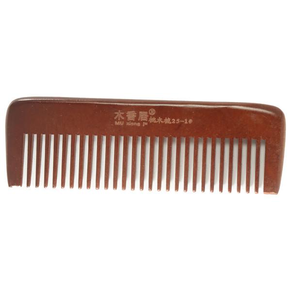 شانه مو مدل چوبی کد S70