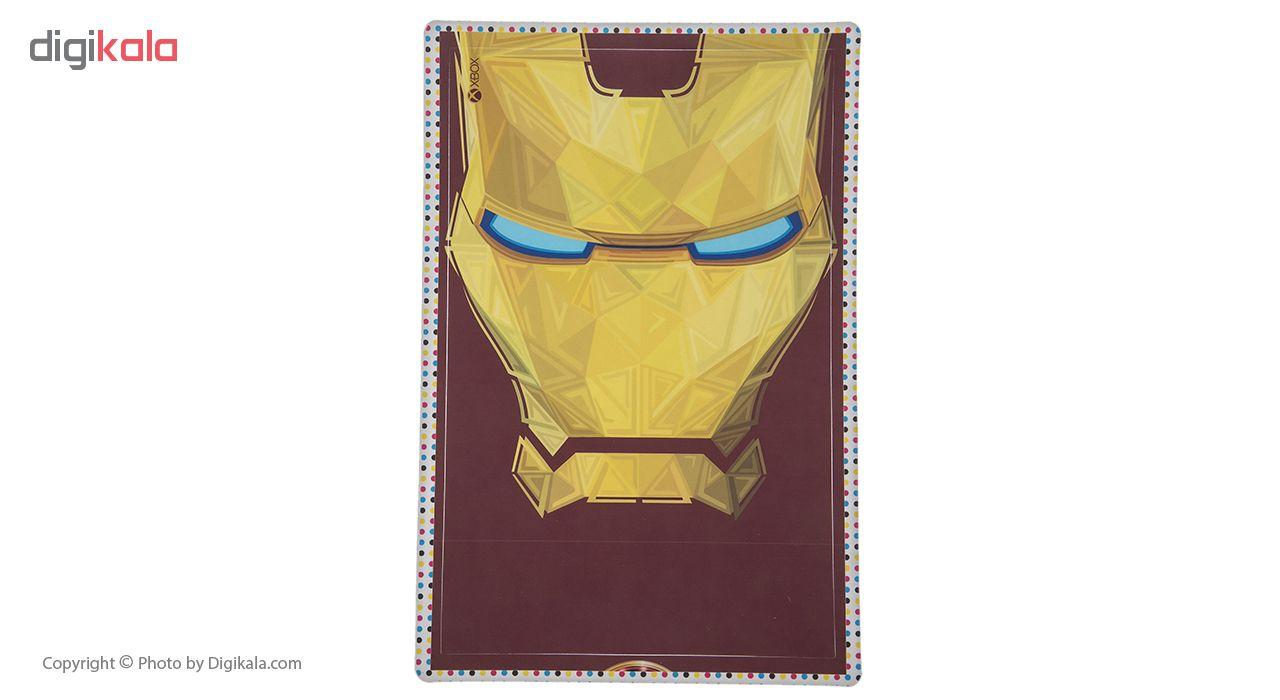 برچسب ایکس باکس وان اس پلی اینفینی مدل Iron Man