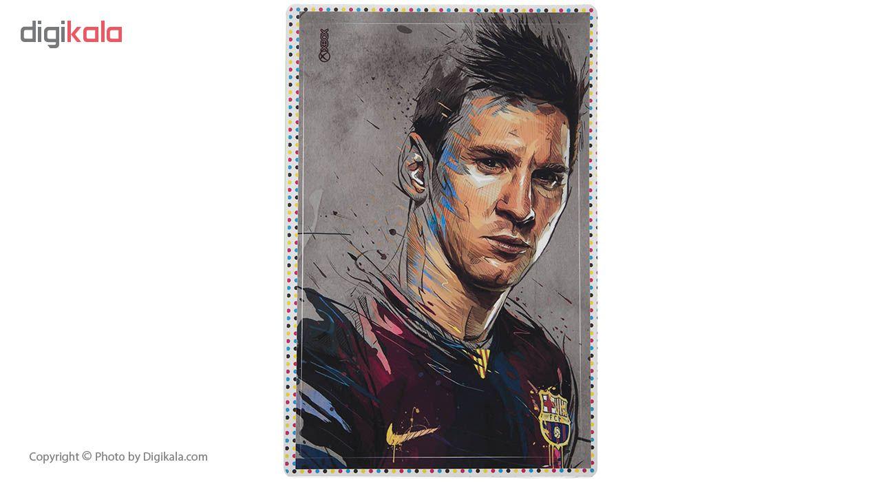 برچسب ایکس باکس وان اس پلی اینفینی مدل Messi 03