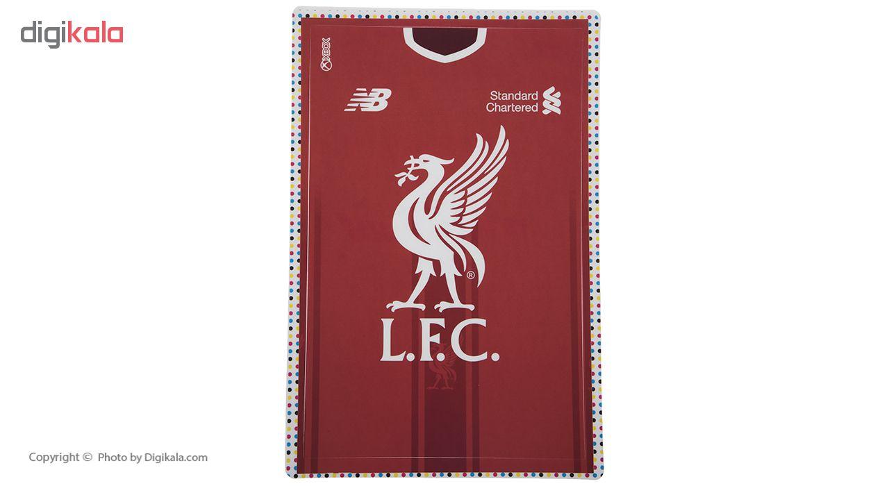 برچسب ایکس باکس وان اس پلی اینفینی مدل Liverpool FC