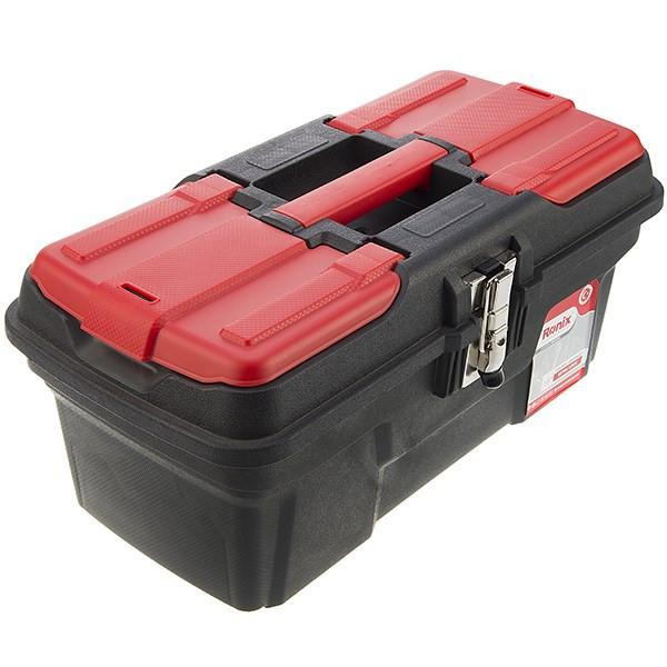 جعبه ابزار 16 اینچی رونیکس با چفتهای فلزی مدل RH-9130