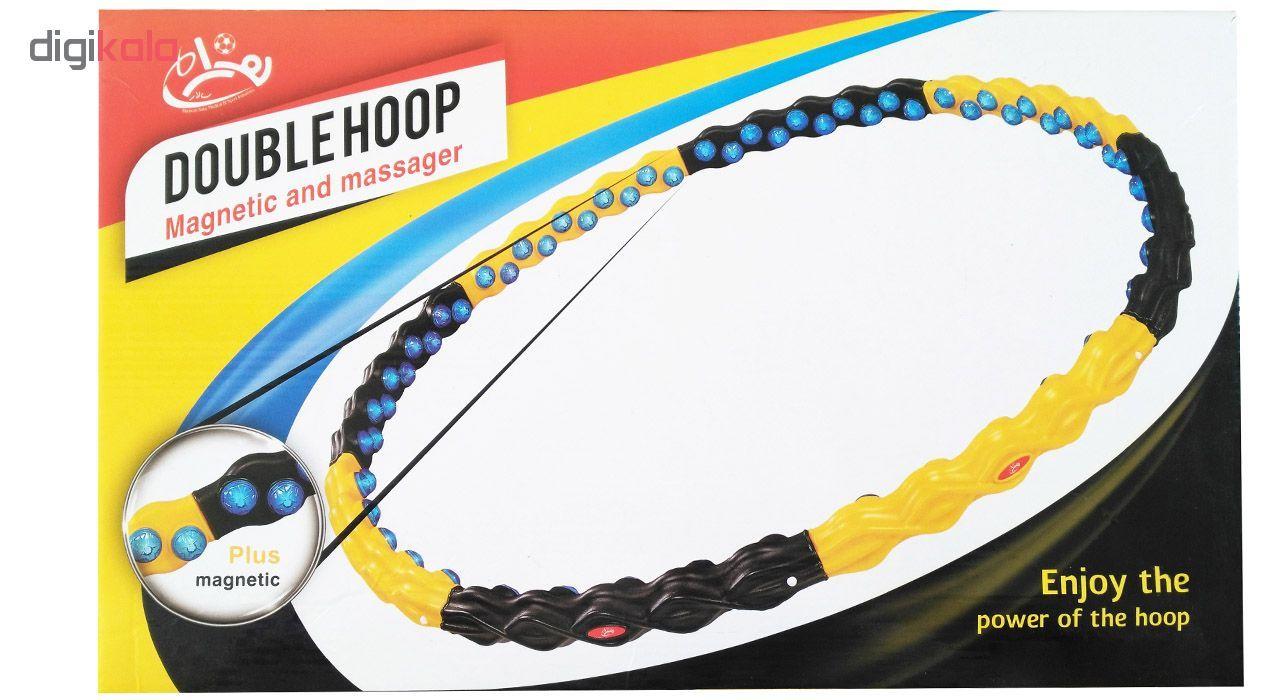حلقه لاغری همراه سالار مدل DOUBLEHOOP main 1 6