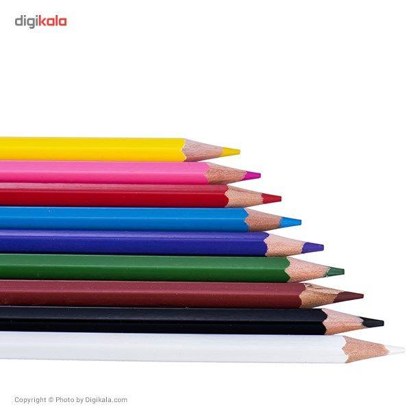 مداد رنگی 24 رنگ اونر main 1 3