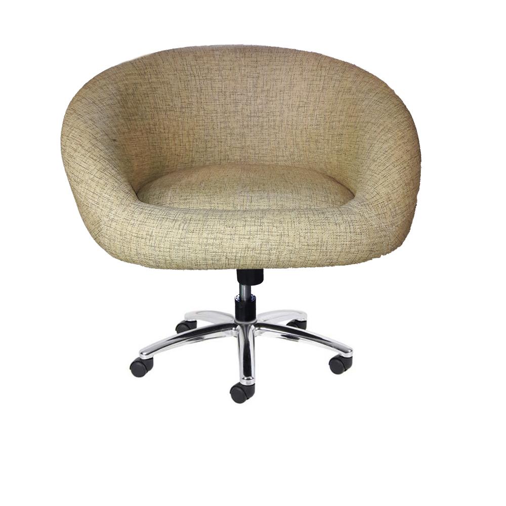 صندلی اداری صندلی کپ آرایشگاهی مدل koop-ch