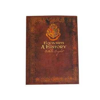 دفتر بیگای استودیو طرح کتاب تاریخ هاگوارتز هری پاتر |
