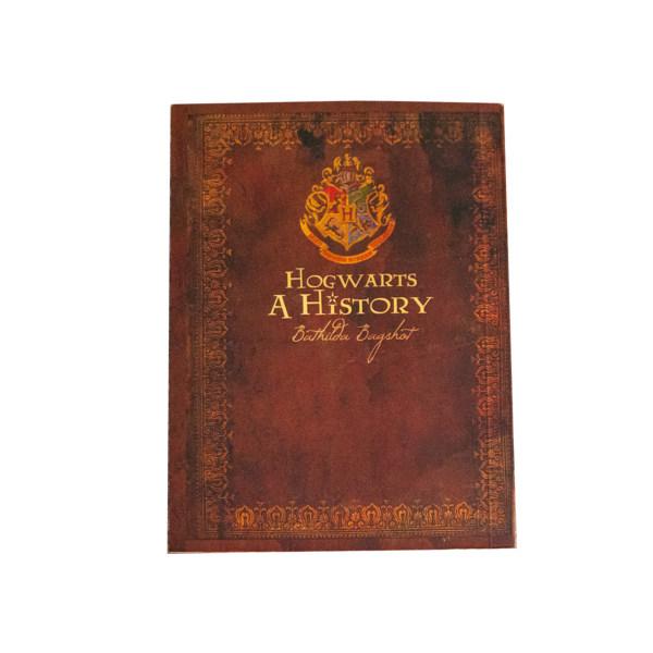 دفتر بیگای استودیو طرح کتاب تاریخ هاگوارتز هری پاتر