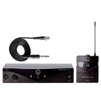 میکروفون بی سیم اینسترومنت ای کی جی مدل Perception 45 Instrumental Set
