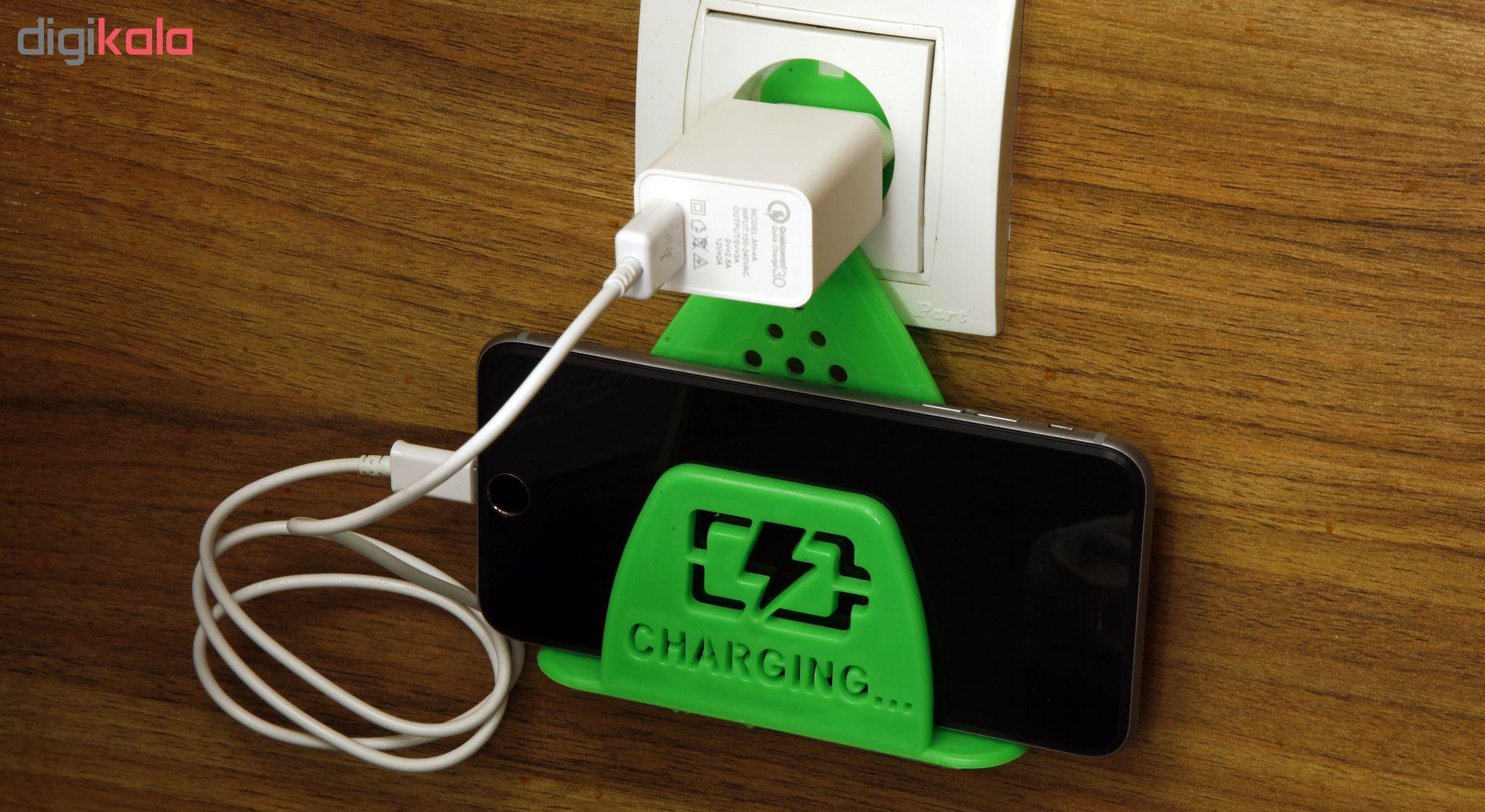 پایه نگهدارنده شارژر موبایل مدل Hng 0229 main 1 9