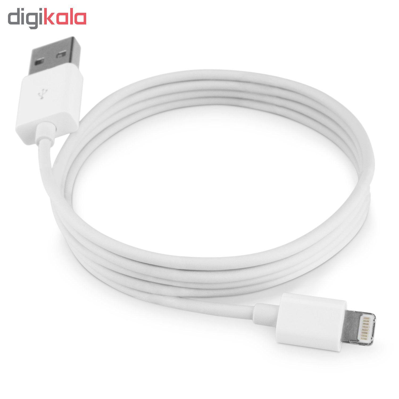 کابل تبدیل USB به لایتنینگ مدل MD818ZM/A  طول 1متر main 1 1