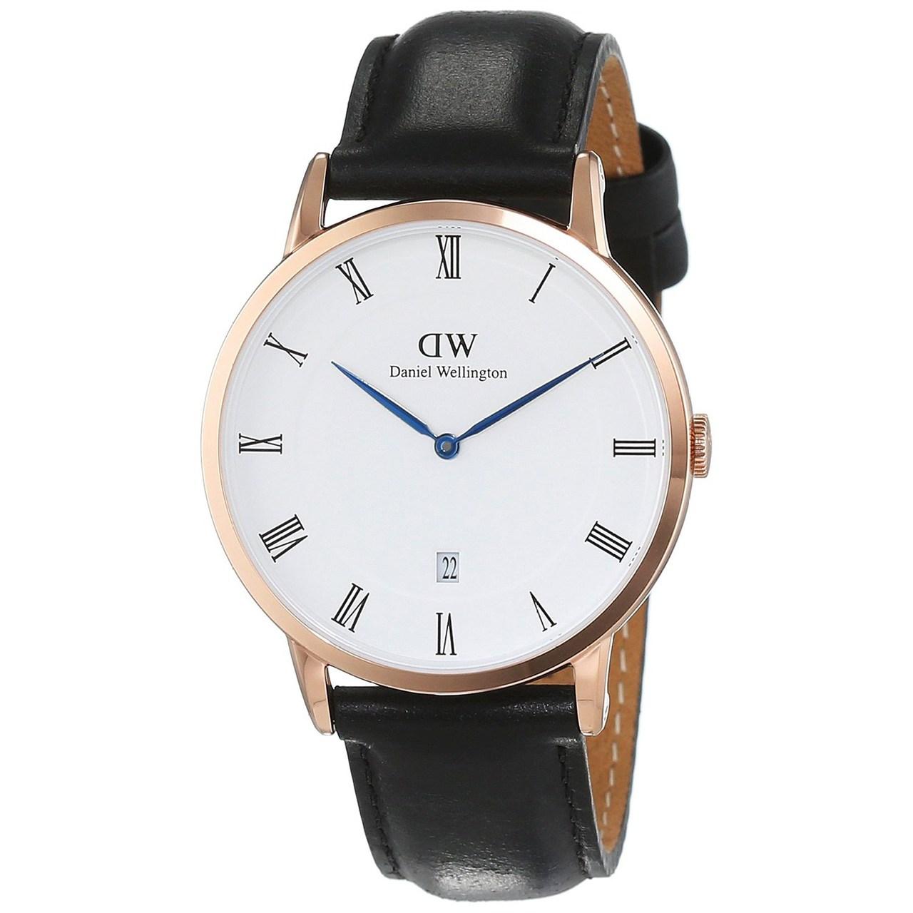 ساعت مچی عقربه ای مردانه دنیل ولینگتون مدل DW00100084