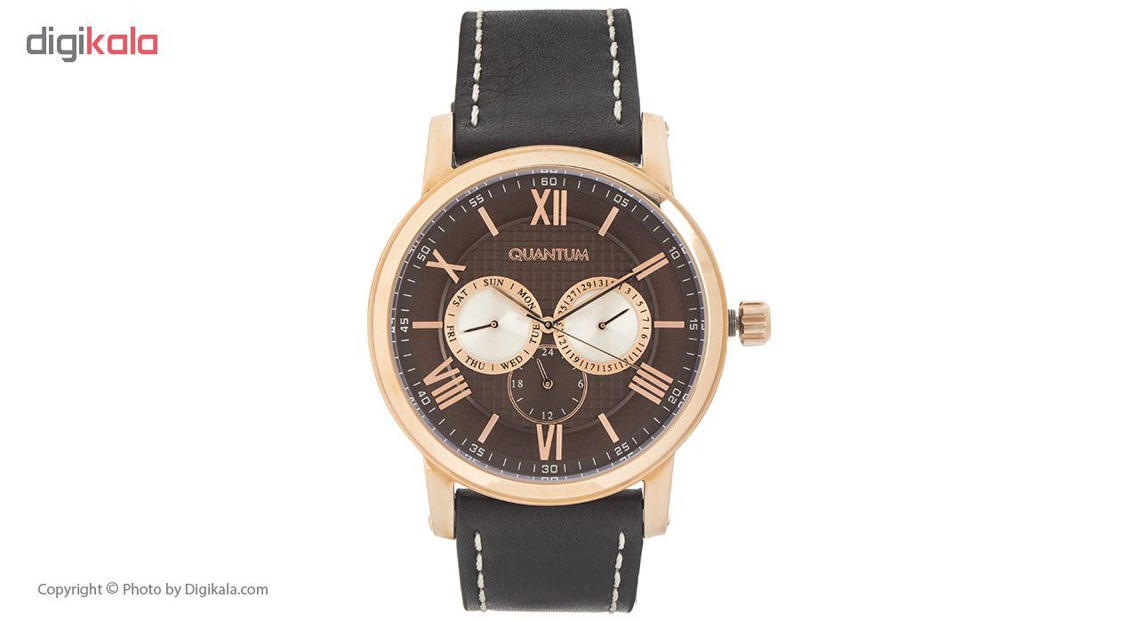ساعت مچی عقربه ای مردانه کوانتوم مدل ADG626.350              ارزان