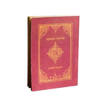 دفتر بیگای استودیو طرح کتاب تئوری جادو هری پاتر |