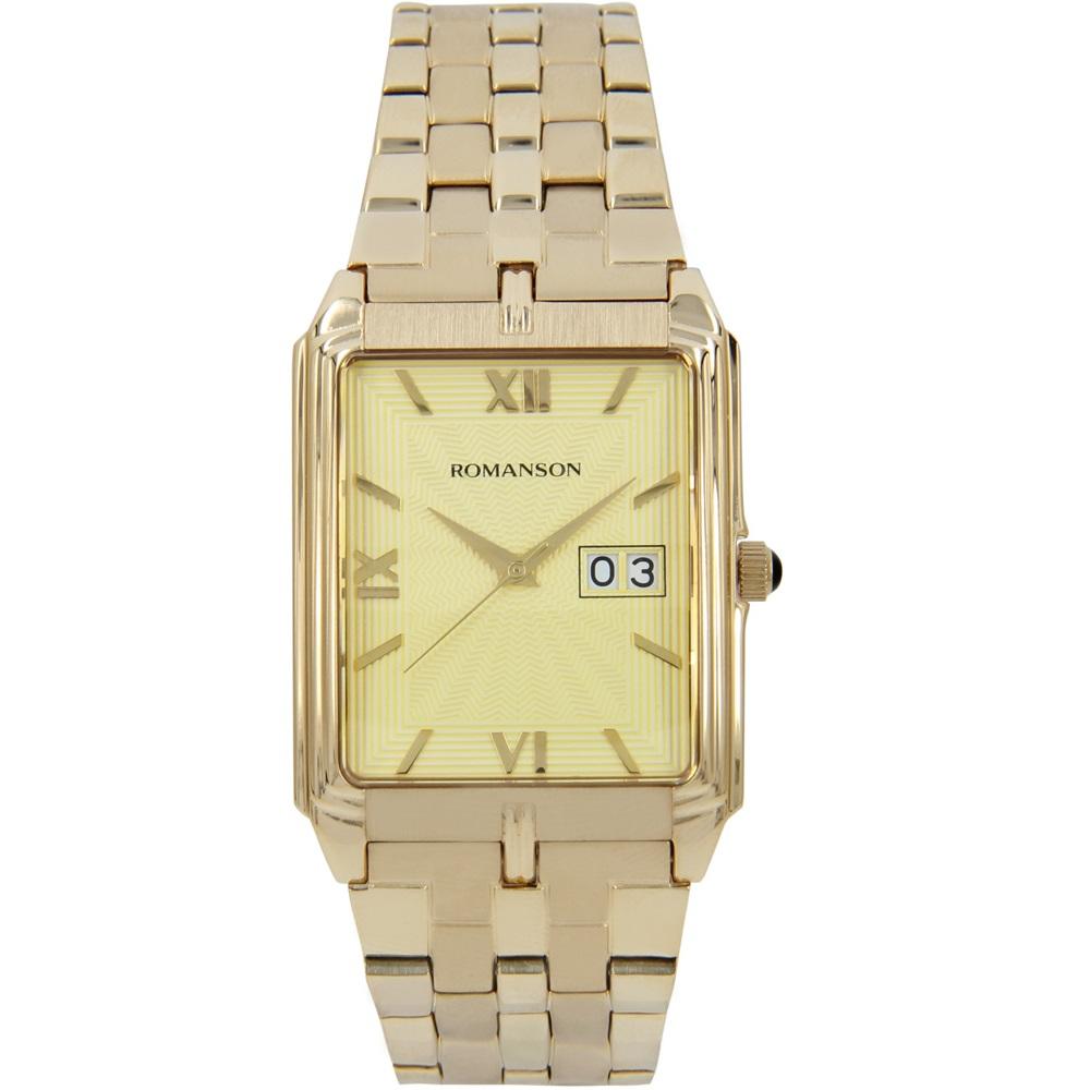 ساعت مچی عقربه ای مردانه رومانسون مدل TM8154CX1GA81G 31