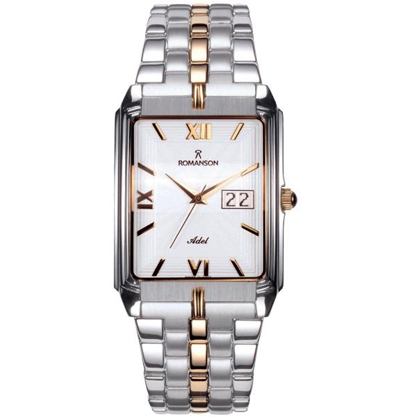 کد تخفیف                                      ساعت مچی عقربه ای مردانه رومانسون مدل TM8154CX1CAS1G