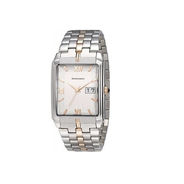 ساعت مچی عقربه ای مردانه رومانسون مدل TM8154CX1JAS6R 1