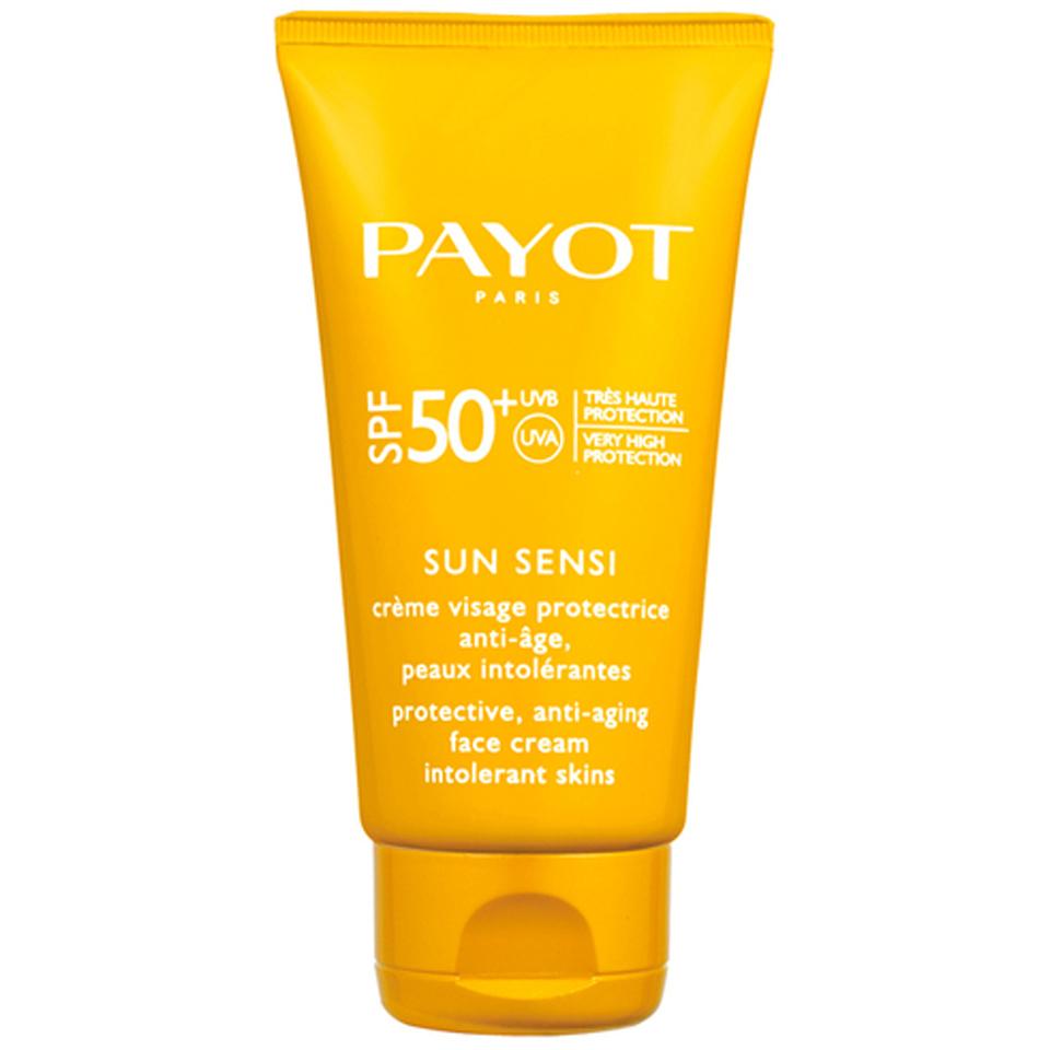 قیمت کرم ضد آفتاب پایوت مدل sun sensi SPF50 حجم 50 میلی لیتر