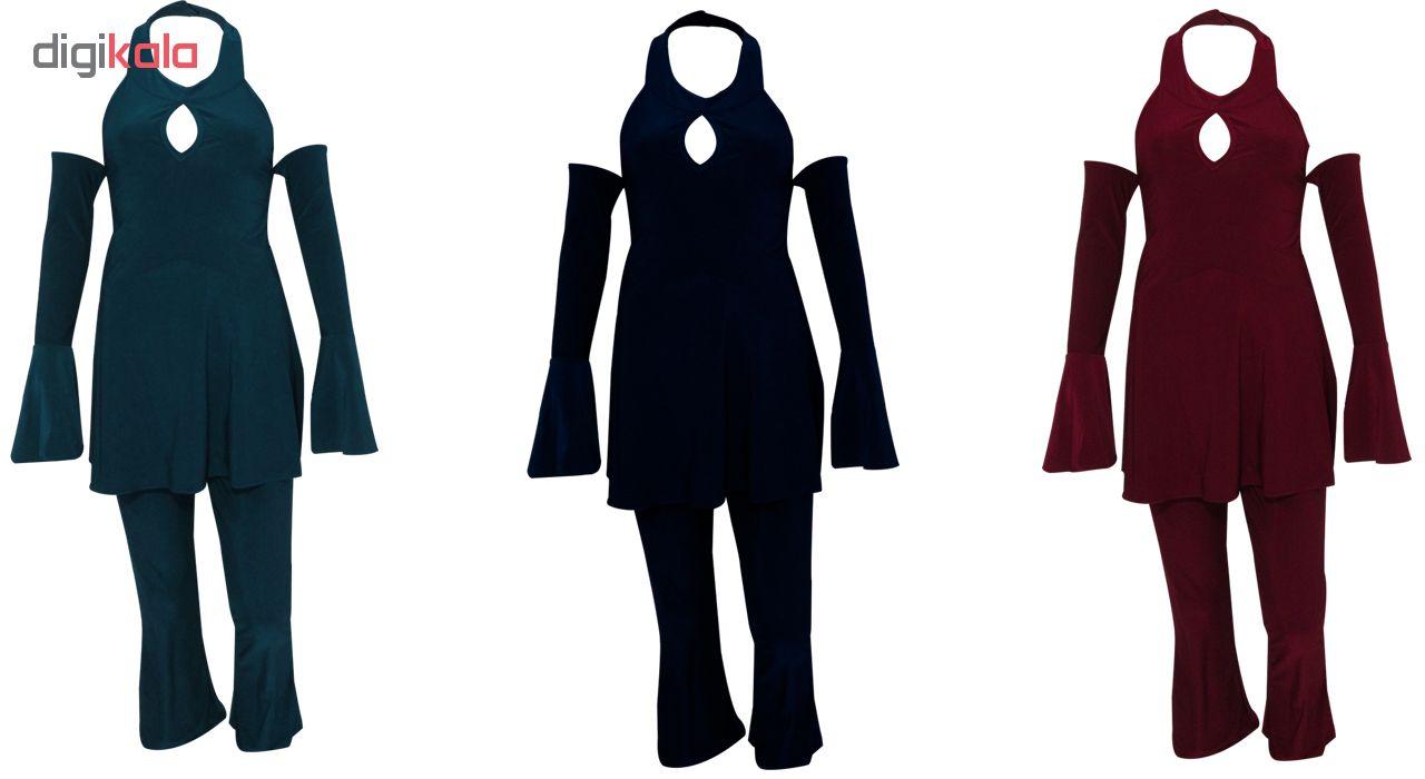 لباس مجلسی زنانه مدل Ck1426-Red