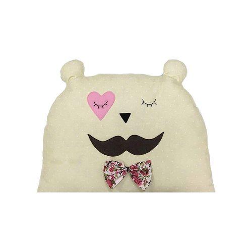 محافظ تخت کودک طرح خرس سبیل دار کد 970061