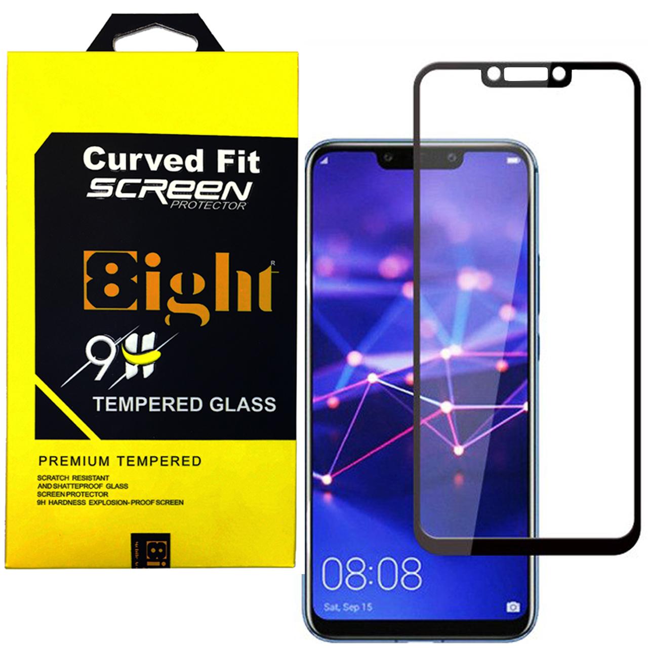 محافظ صفحه نمایش ایت مدل Full Cover مناسب برای گوشی موبایل هوآوی Mate 20 Lite