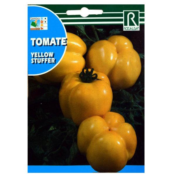 بذر گوجه فرنگی دلمه ای زرد روکالبا مدل 009