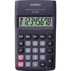 ماشین حساب کاسیو HL-815L WE