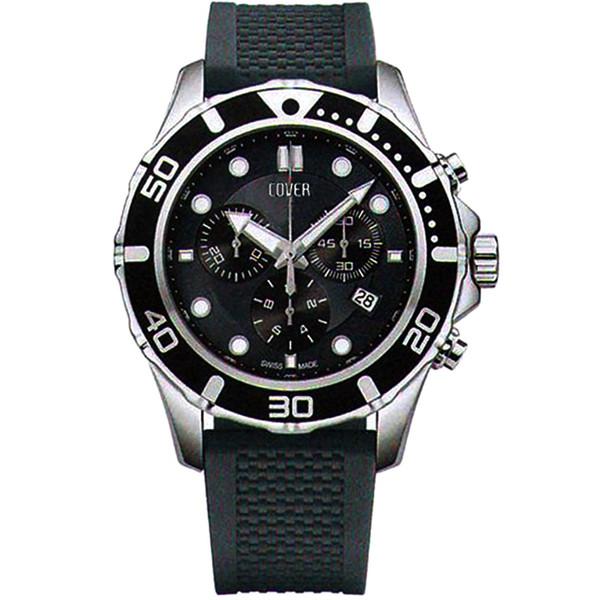 ساعت مچی عقربه ای مردانه کاور مدل Co38.06