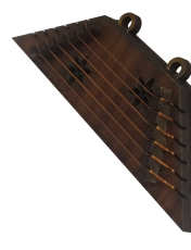 آویز گردنبند طرح سنتور کد hiviu Sn-01 -  - 5