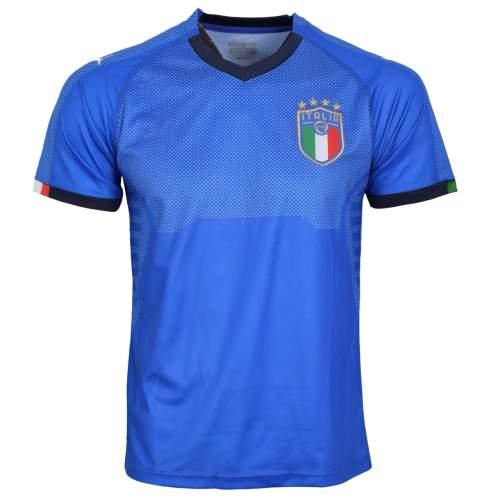پیراهن ورزشی مردانه طرح ایتالیا مدل home2019