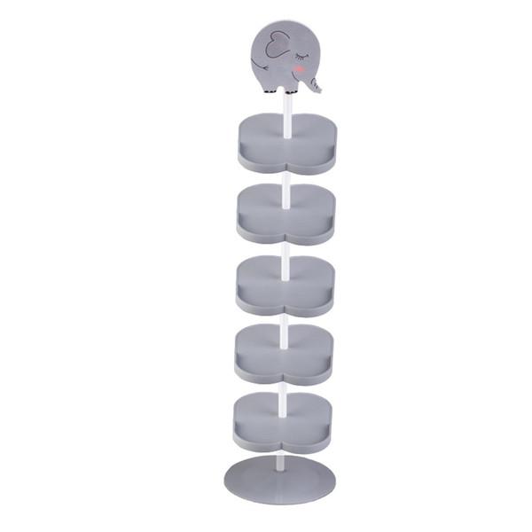 جاکفشی کودک بی بی کمپ مدل فیل 5 طبقه