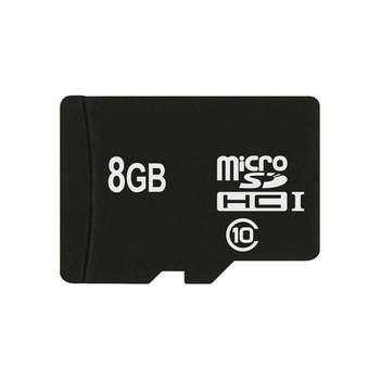 کارت حافظه microSDHC مدل u کلاس 10 ظرفیت 8 گیگابایت