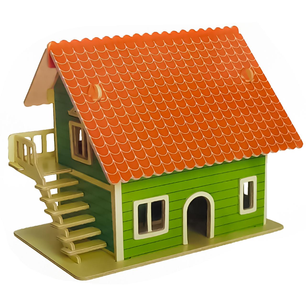 ساختنی مدل خانه اروپایی E