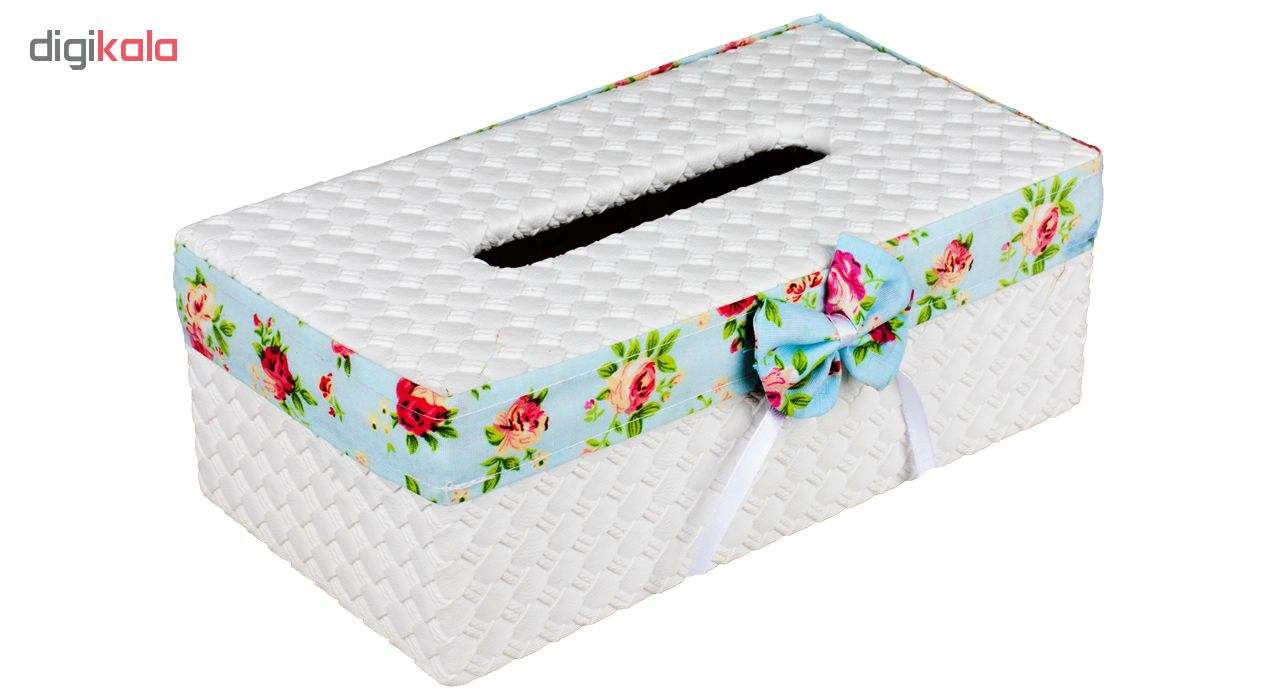 ست سطل و جا دستمال کاغذی کد 601 main 1 3