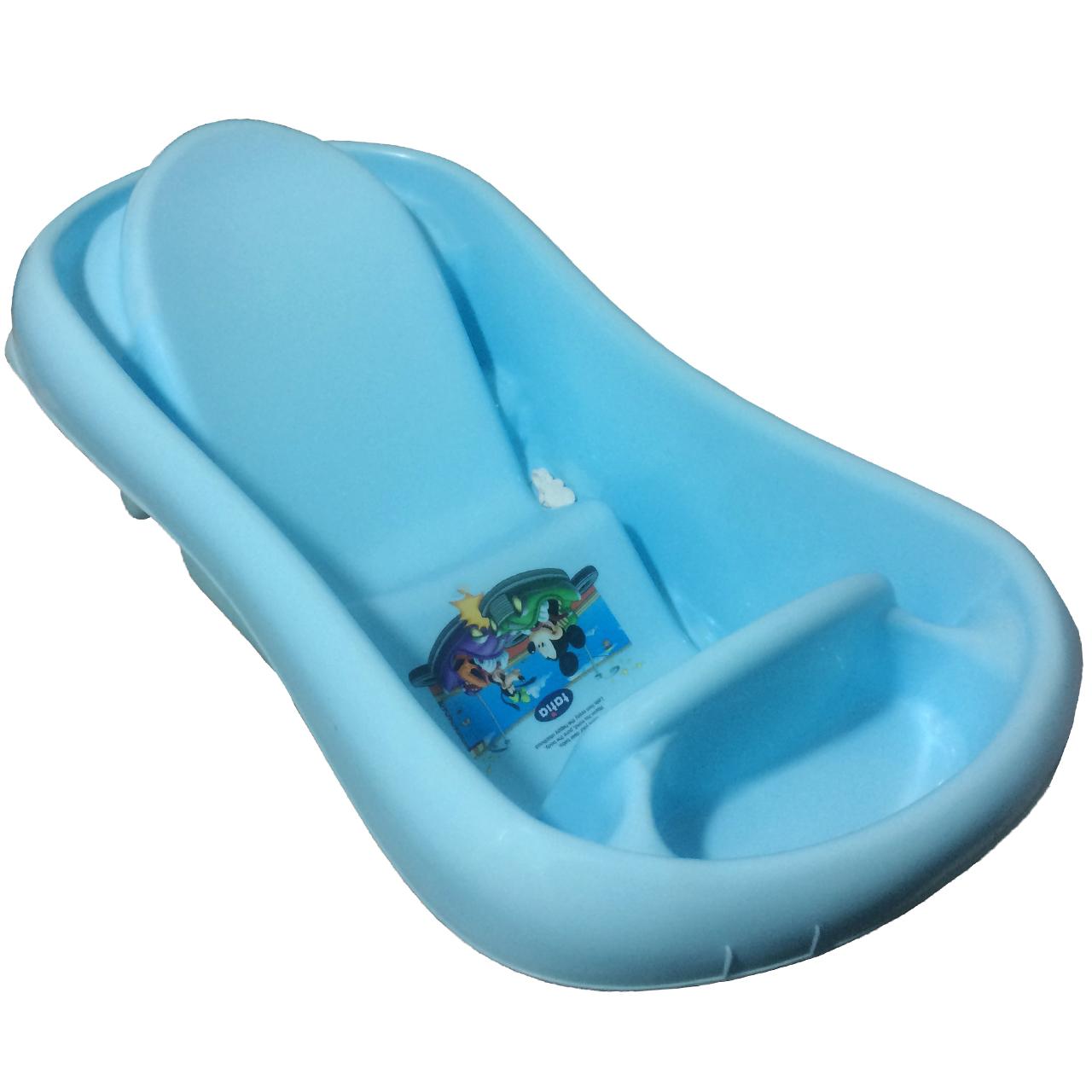 وان حمام کودک تندیس مدل PK-H165 آبی پاستیلی