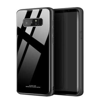 کاور مای کالر مدل Glass Case مناسب برای گوشی موبایل سامسونگ Galaxy Note 8