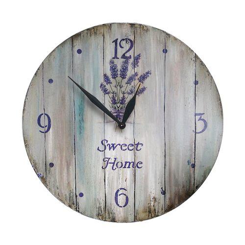 ساعت دیواری طرح آنتیک کد 1410