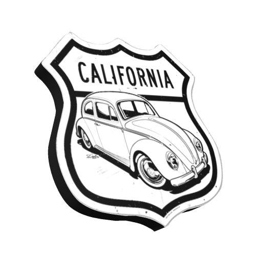 استیکر طرح ماشین مدل Car7