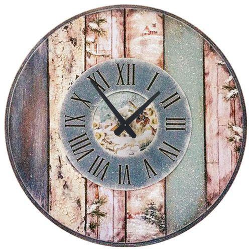 ساعت دیواری طرح آنتیک کد 1395