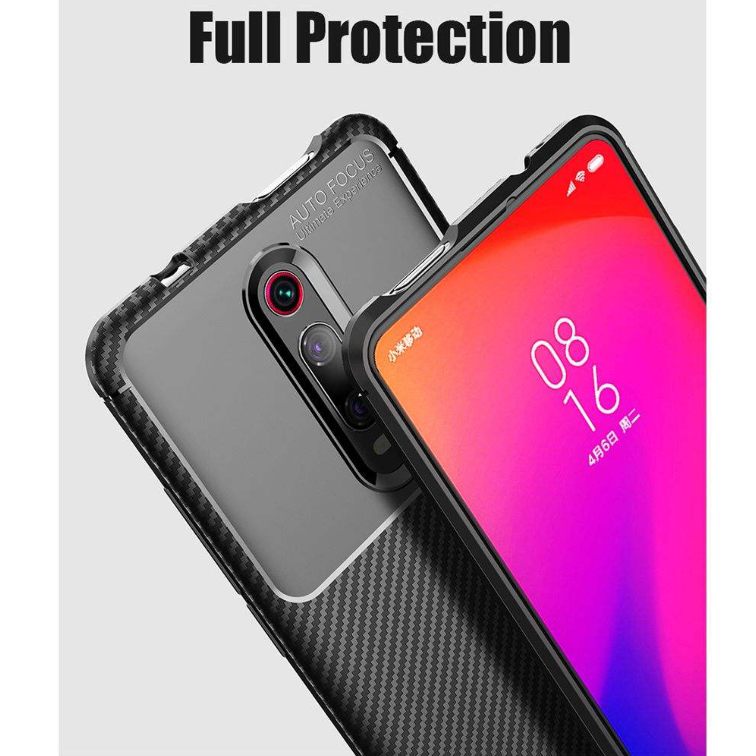 کاور لاین کینگ مدل A21 مناسب برای گوشی موبایل شیائومی Mi 9T / Mi9T pro thumb 2 8