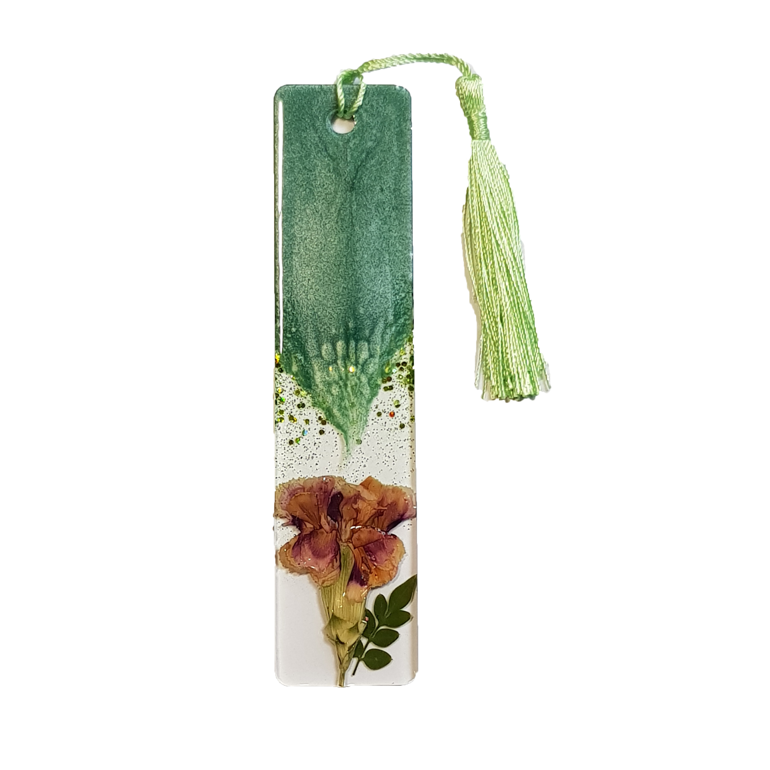 نشانگر کتاب مدل گل طبیعی