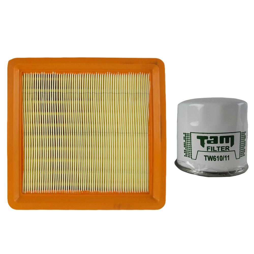 فیلتر روغن تام مدل TW610/11 مناسب برای MVM 110 به همراه فیلتر هوا
