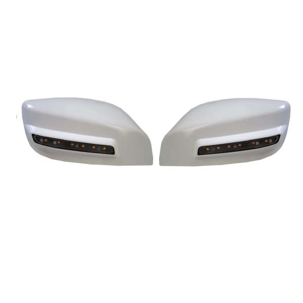 فلاپ آینه خودرو راهنما دار کد SFD105 مناسب برای ساینا بسته 2 عددی