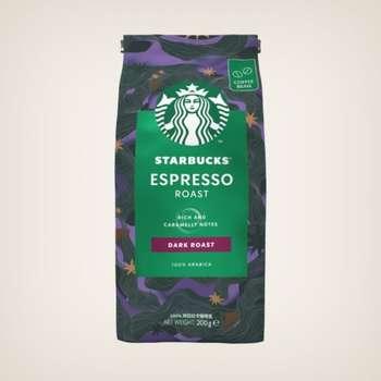 دانه قهوه اسپرسو استارباکس - ۲۰۰ گرم