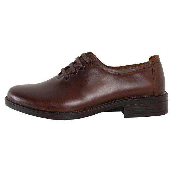 کفش مردانه پارینه چرم مدل sho190-7
