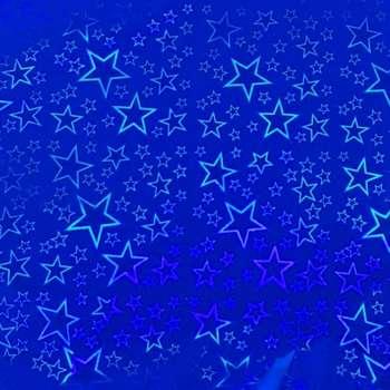 کاغذ کادو طرح ستاره کد 25 بسته 5 عددی